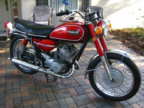 1970 Yamaha DS6 for sale