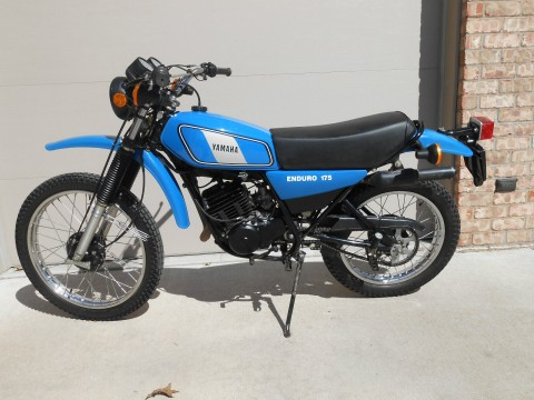 1978 Yamaha 175 for sale