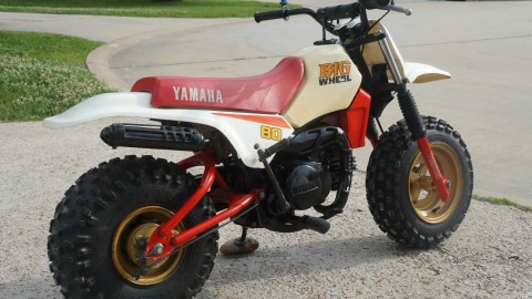 1987 Yamaha bw big wheel for sale