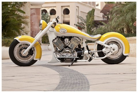 2000 Yamaha V Star 1100 Custom Built Motorcycles Chopper for sale
