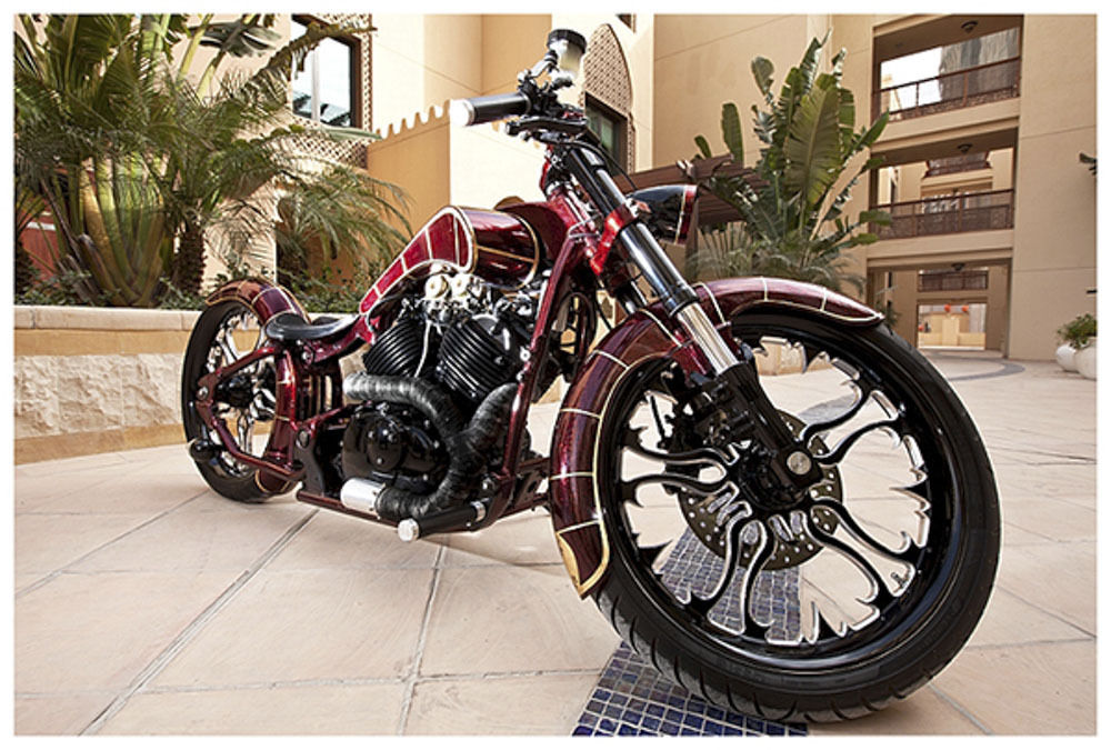2003 yamaha v star custom built motorcycles chopper for sale. Black Bedroom Furniture Sets. Home Design Ideas