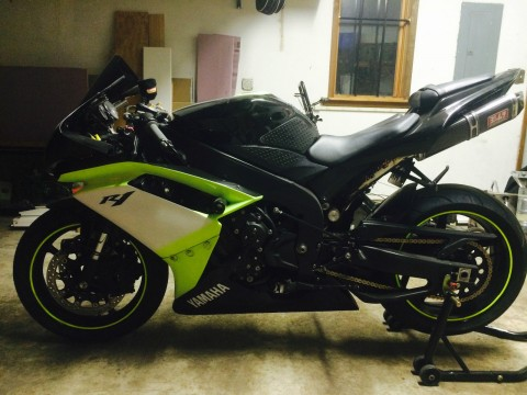 2007 Yamaha YZF-R1 R1 1000 for sale