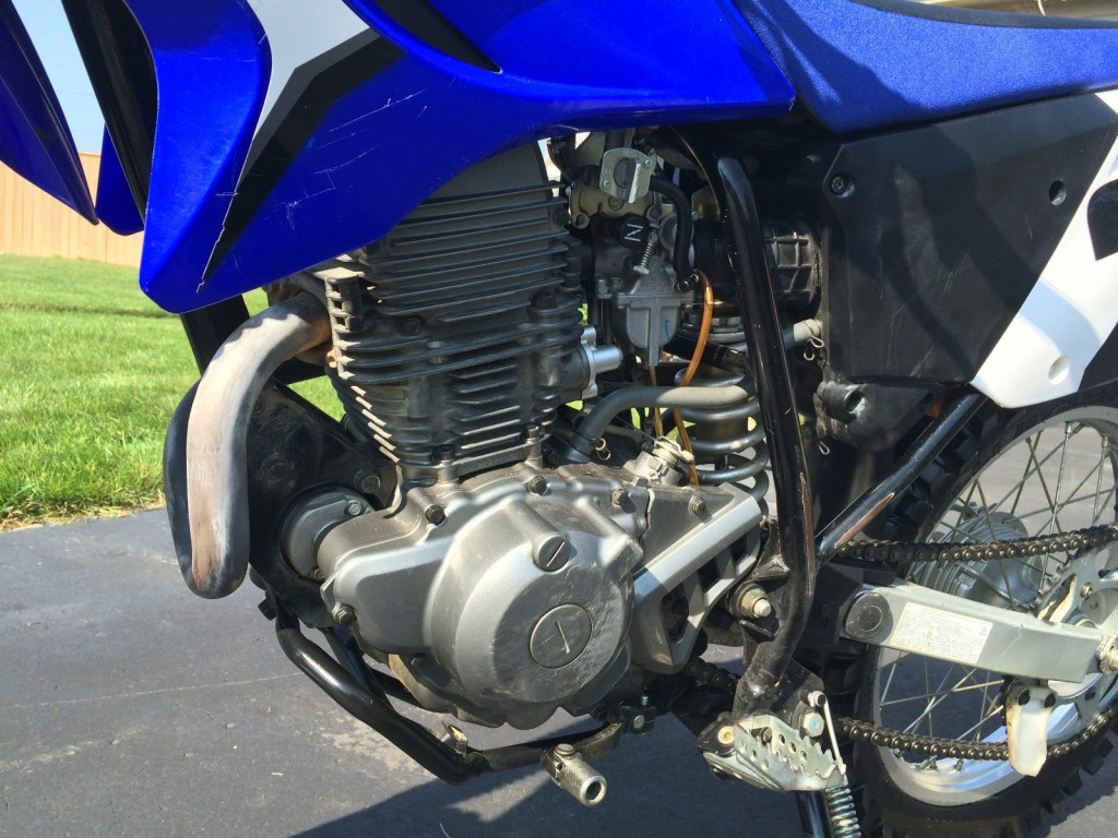 2008 Yamaha TT-R 230x W/ Electric Start
