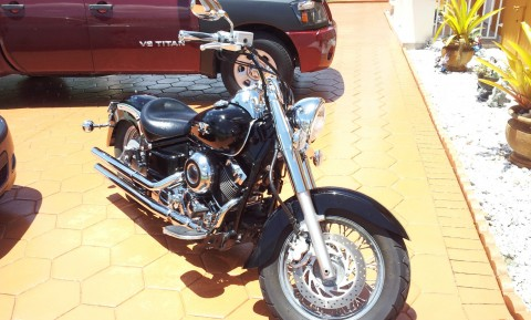 2008 Yamaha V Star 650 for sale