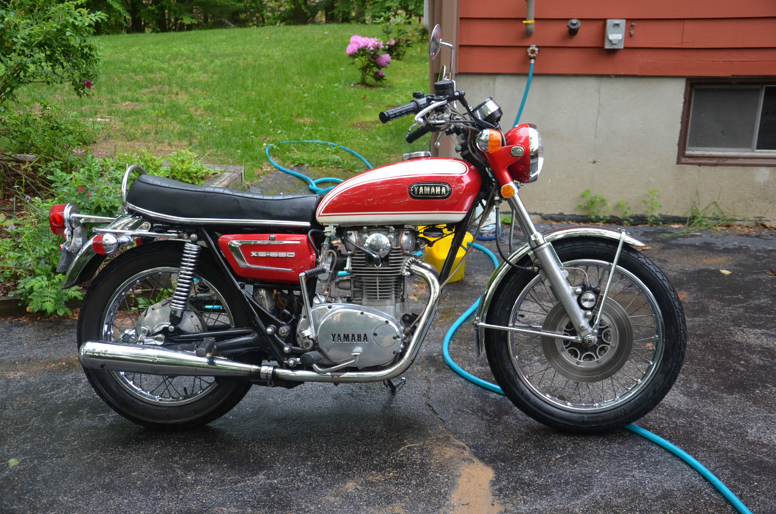 1972 Yamaha Xs650 XS 650 for sale