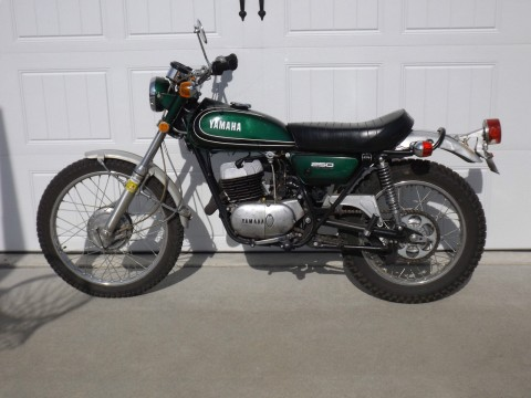 1973 Yamaha for sale