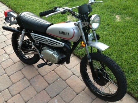 1979 Yamaha GT 80 for sale