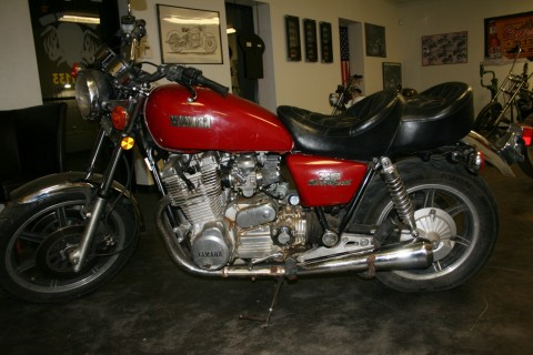 1979 Yamaha XS for sale