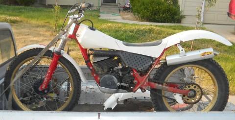 1985 Yamaha for sale