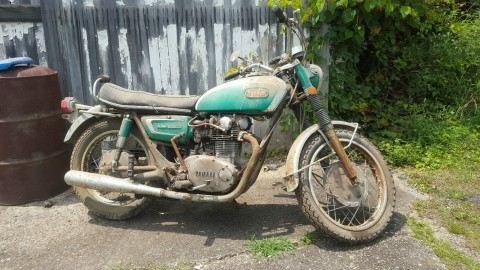 1970 Yamaha XS for sale