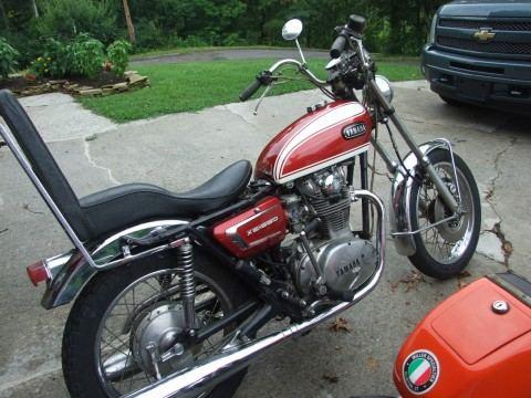 1972 Yamaha XS for sale