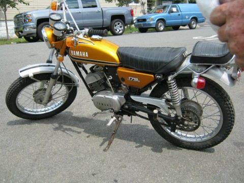 1972 Yamaha YZF R for sale
