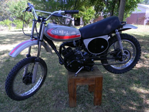 1974 Yamaha YZ for sale