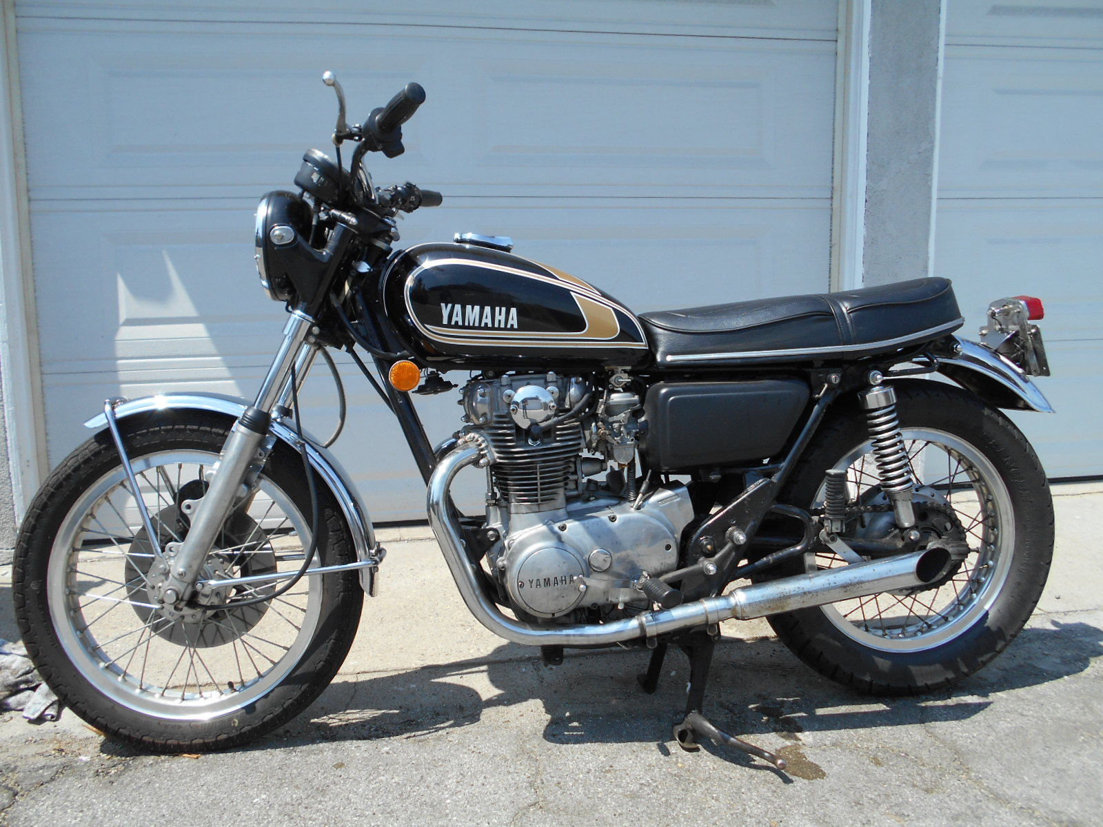 1975 yamaha xs for sale for Yamaha dt 250 for sale