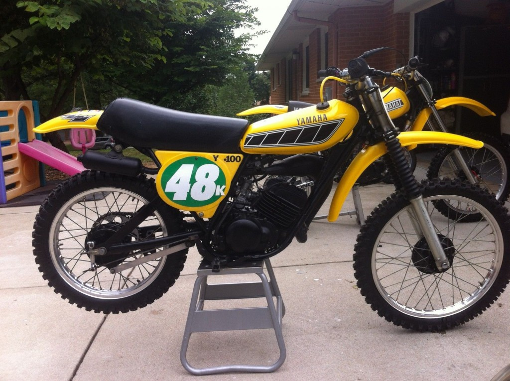 1977 yamaha yz for sale for Yamaha yz250fx for sale