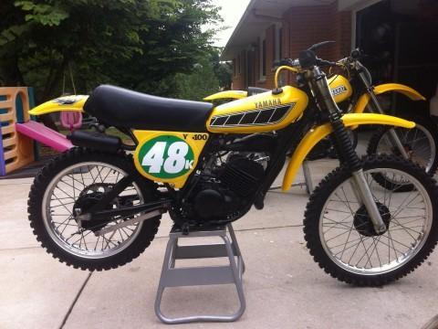 1977 Yamaha YZ for sale