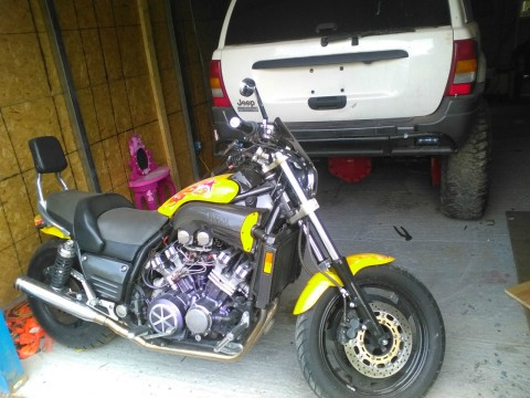 1997 Yamaha V Max for sale