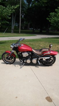 2002 Yamaha Road Star for sale