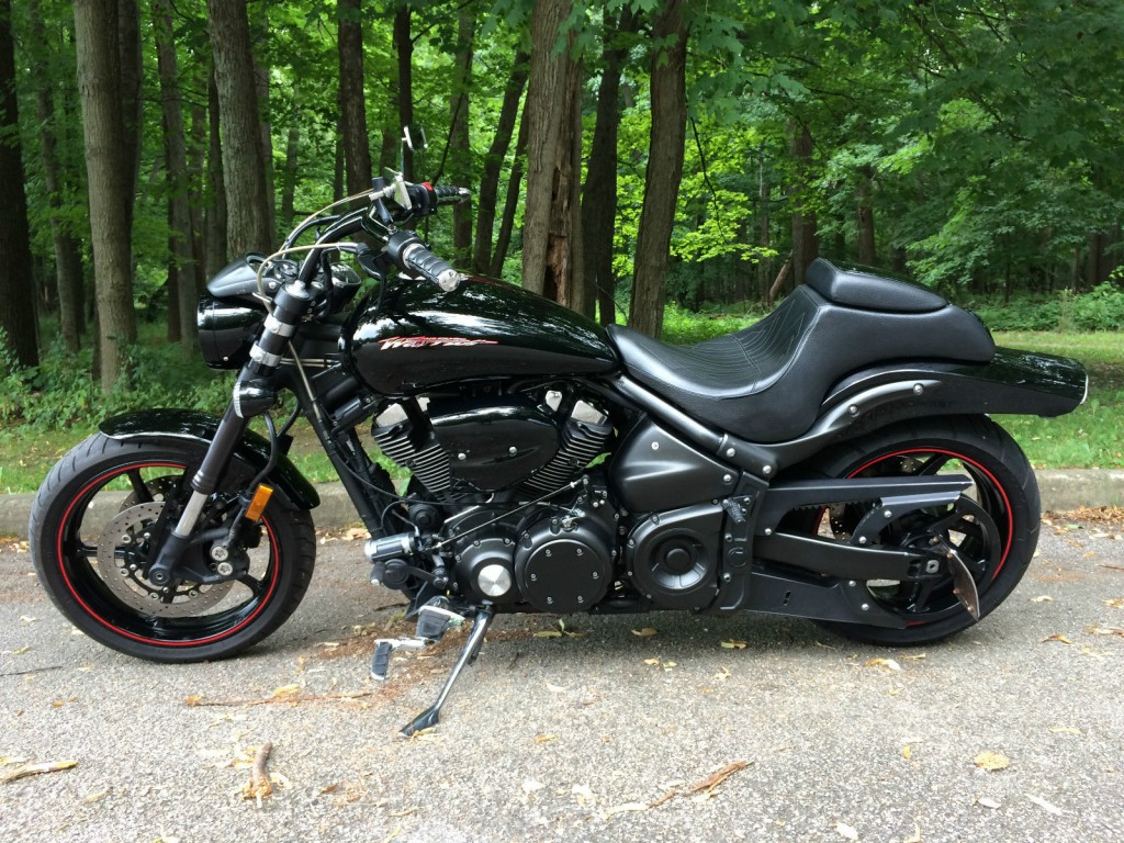 2007 yamaha road star for sale for Yamaha warrior for sale