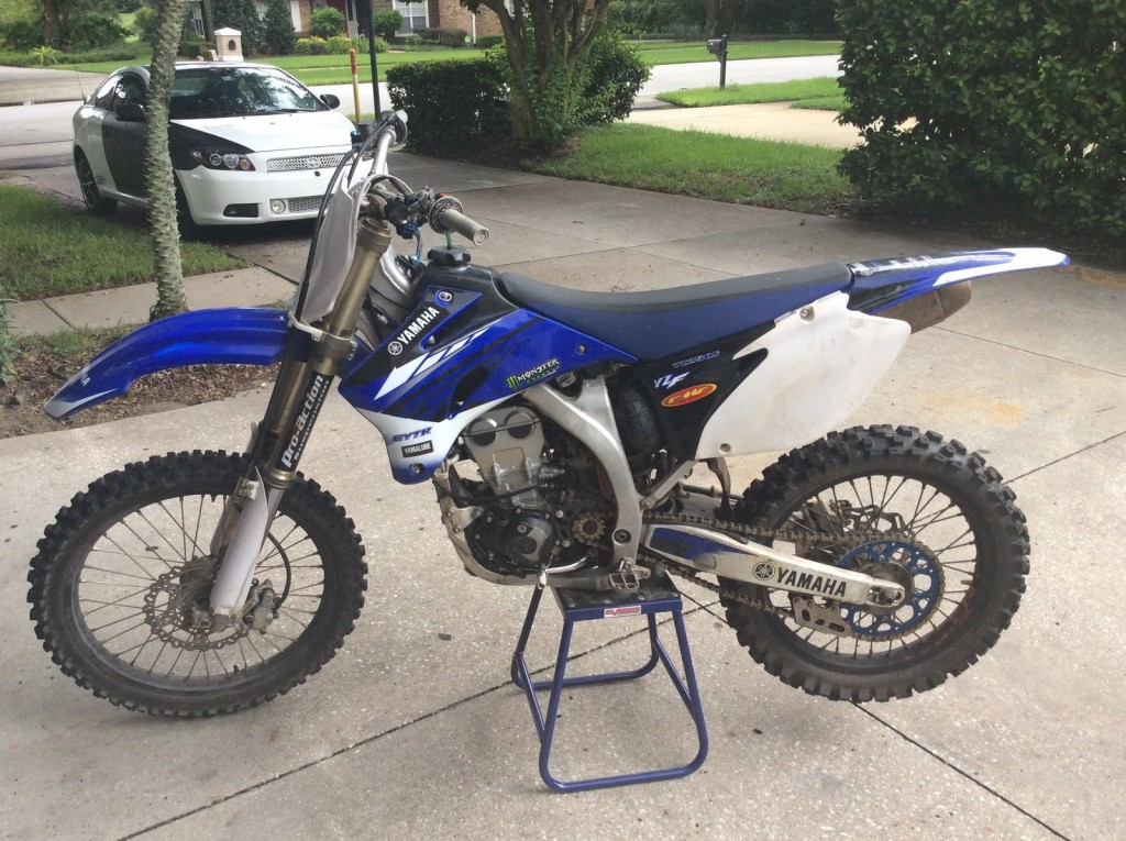 2008 yamaha yz for sale for Yamaha yz250fx for sale