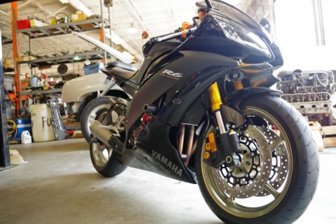 2008 Yamaha YZF R for sale