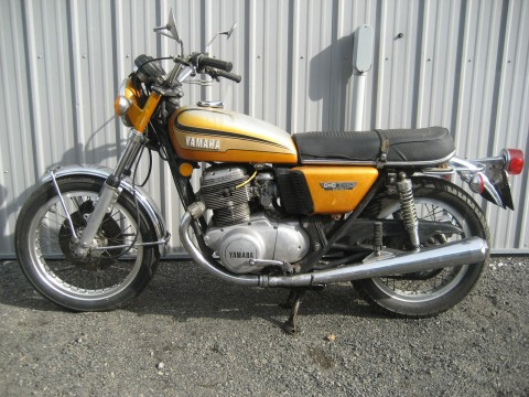 1973 Yamaha TX 750 for sale