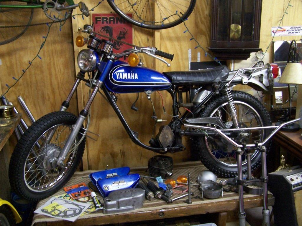 1973 Yamaha