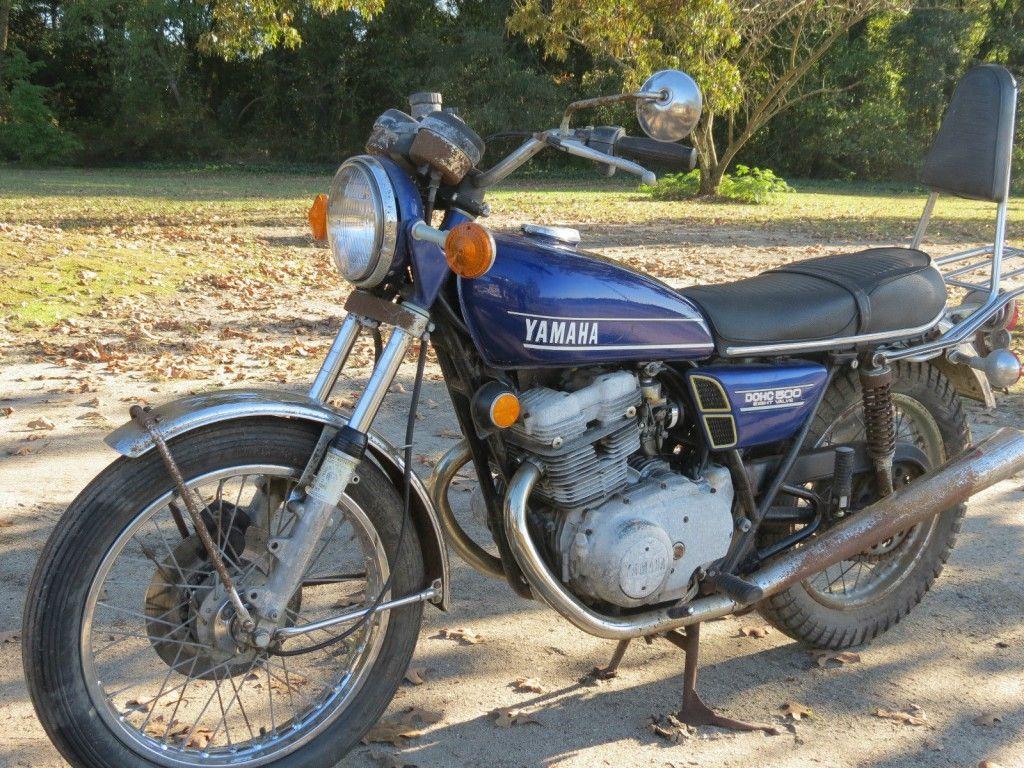 1974 yamaha xs for sale for 1976 yamaha 650 for sale