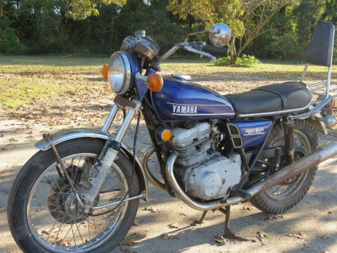 1974 Yamaha XS for sale