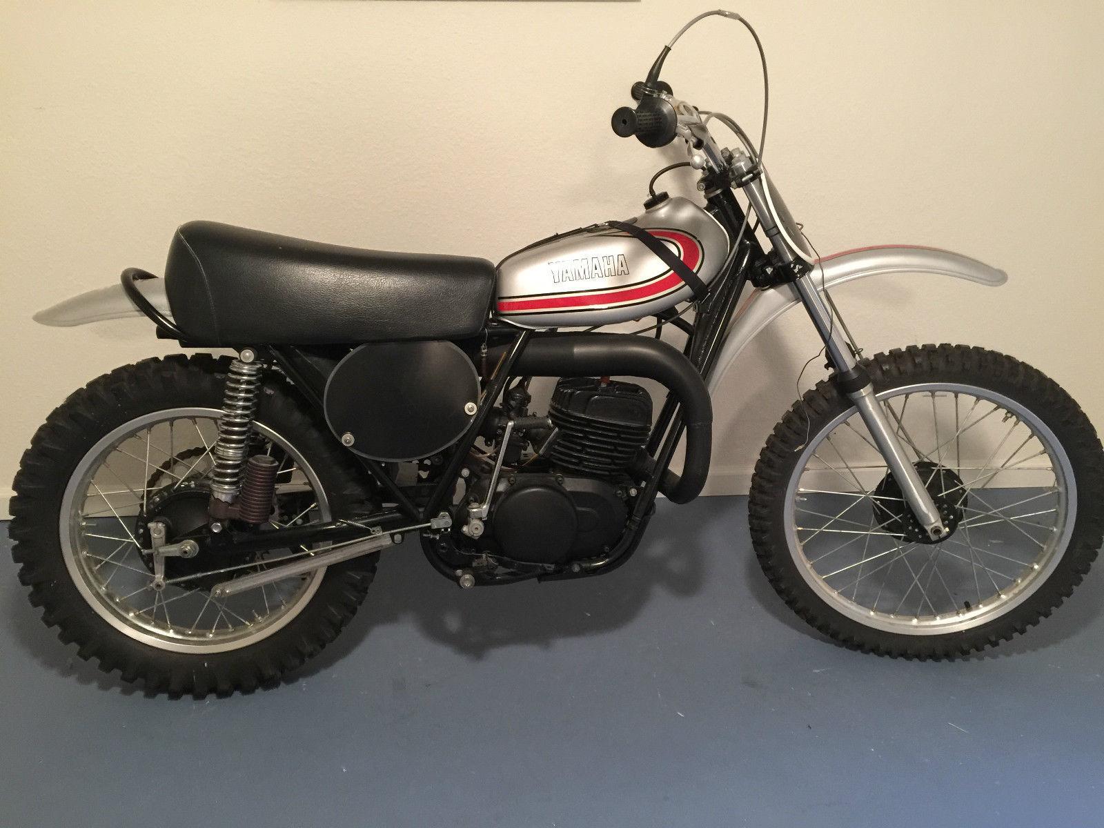 1974 yamaha yz for sale for Yamaha rally bike for sale