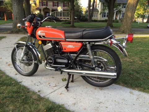 1975 Yamaha for sale