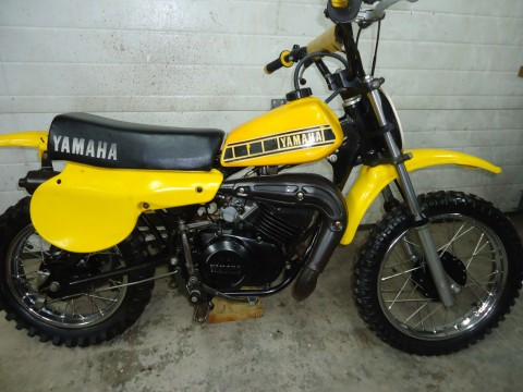 1980 Yamaha YZ for sale