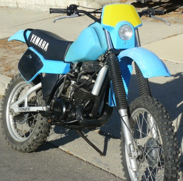 1982 Yamaha for sale