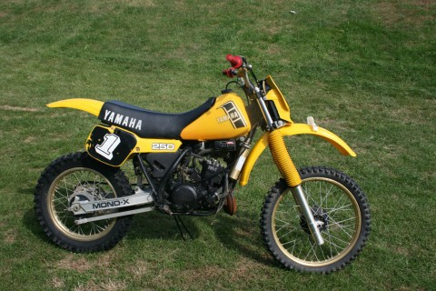 1982 Yamaha YZ for sale