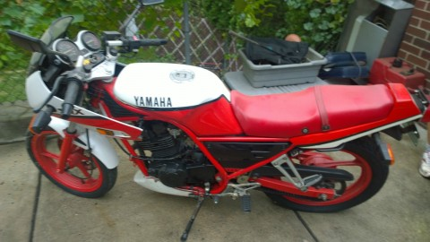 1987 Yamaha for sale