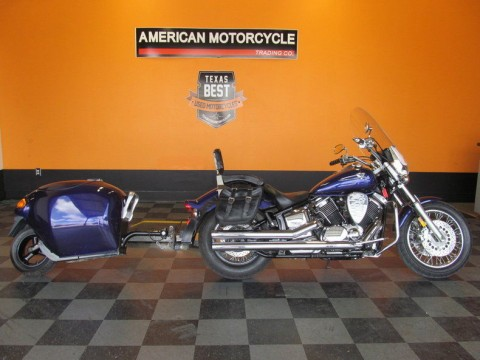 2004 Yamaha V Star 1100 for sale