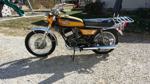 1972 Yamaha 250 DS7 for sale