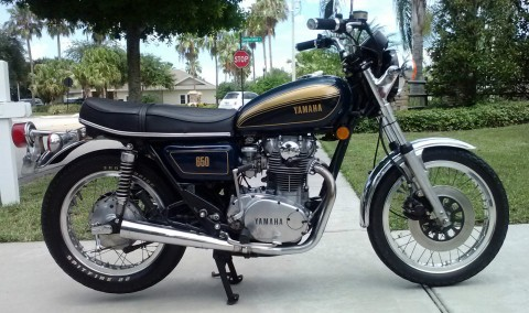 1977 Yamaha XS650d for sale