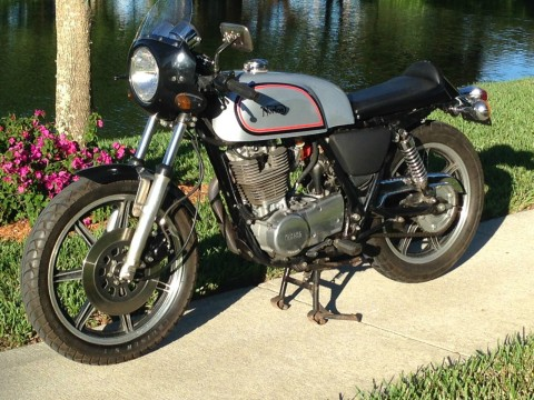 1979 Yamaha SR500 Norton Manx Clone for sale