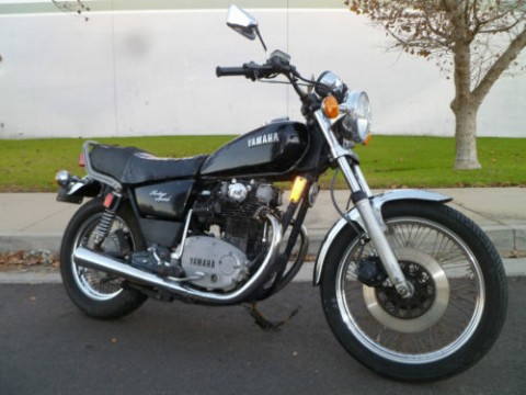 1983 Yamaha XS 650 Heritage Special for sale