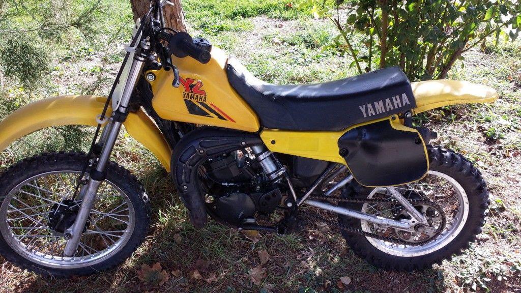 1984 yamaha yz 80 for sale for Yamaha mx 80 for sale