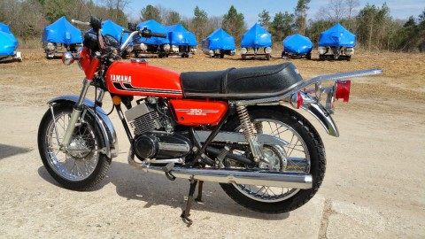 Nice 1975 Yamaha RD350 for sale