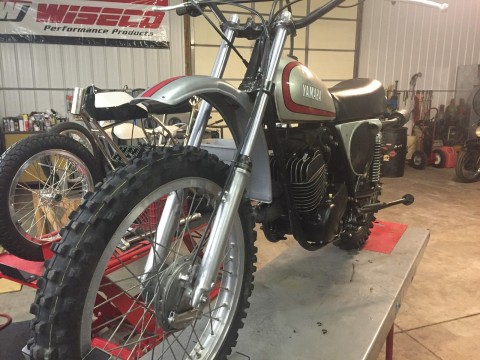 1973 Yamaha MX360 for sale