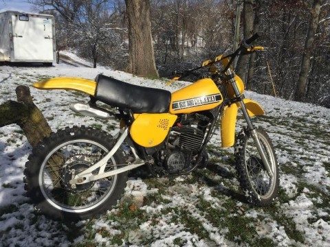 1978 Yamaha YZ250 for sale