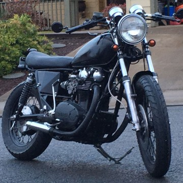 1980 Yamaha XS650 for sale