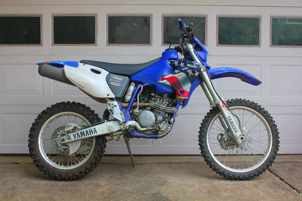 yamaha dirt bikes images - photo #27