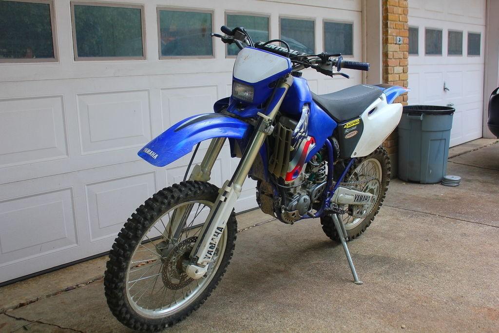 Yamaha Yzf Dirt Bike For Sale