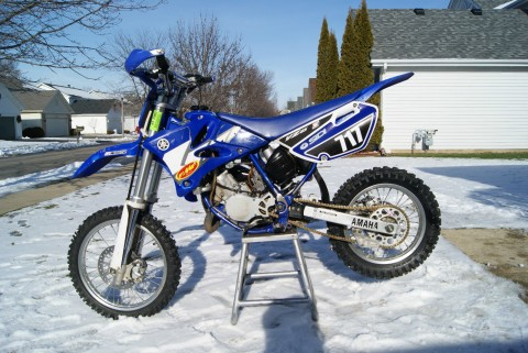 2004 Yamaha YZ85 for sale