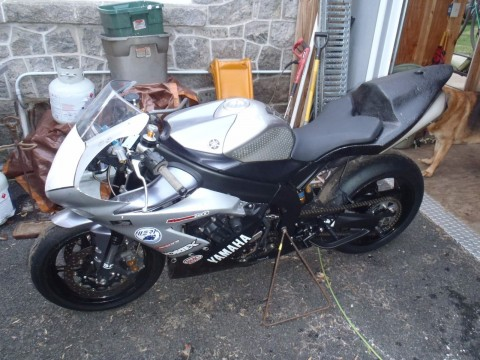 2004 Yamaha YZF R for sale