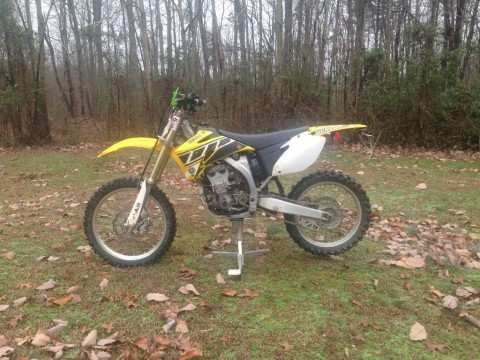 2006 Yamaha Fully Built Street Legal YZ250F for sale